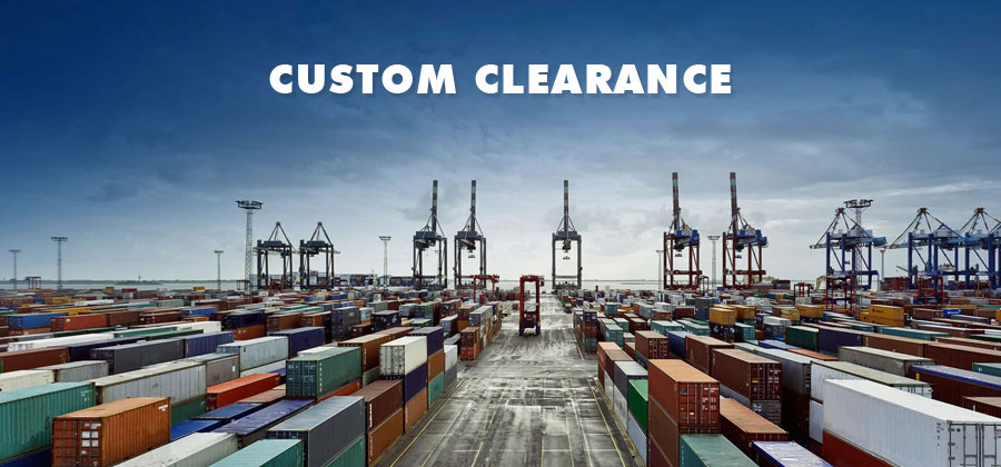 Image result for Custom Clearance